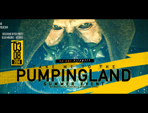 Pumpingland Summer Event – OPEN AIR